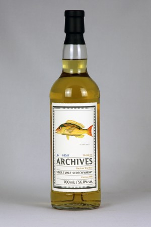 Aberlour 2006 Archives 56,8% vol.