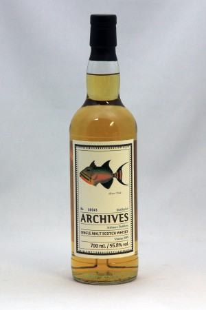 Ardmore 1999 Archives 55,8% vol.