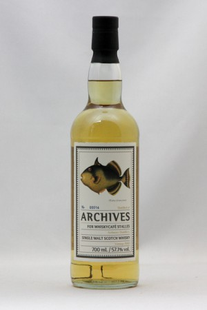 Ardmore 2008 Archives for Stalles 57,1% vol.