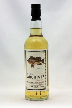 Ardmore 2008 Archives 57,4% vol.