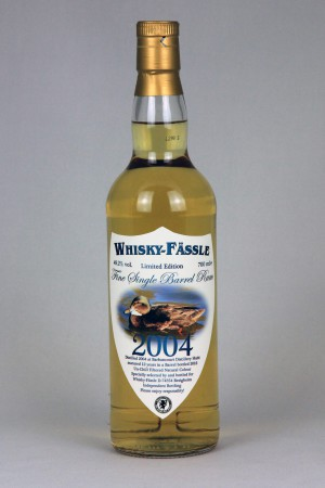Barbancourt 2004 Whisky-Fässle 49,2% vol.