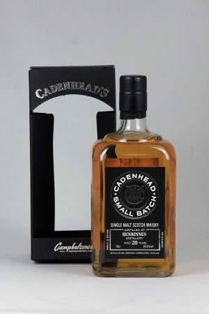 Benrinnes 1997 Cadenhead's - Small Batch 54,0% vol.