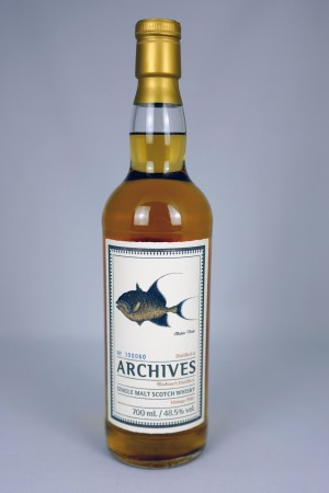 Bladnoch 1990 Archives - The Fishes of Samoa 48,5% vol.