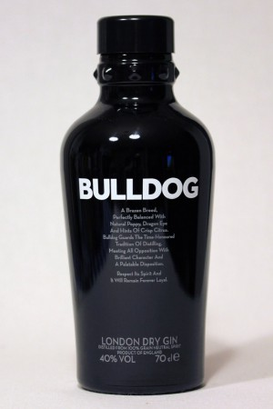 Bulldog - London Dry Gin 40,0% vol.