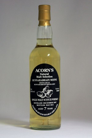 Bunnahabhain 2007 Acorn - Natural Malt Selection 57,0% vol.