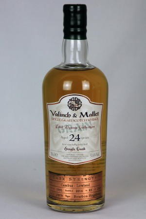 Cambus 1991 Valinch & Mallet 51,6% vol.