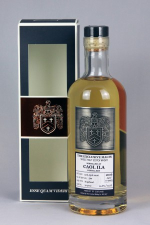 Caol Ila 2006 CWC - Exclusive Malts 55,6% vol.