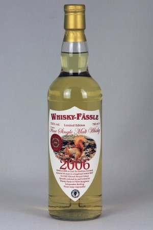 Caol Ila 2006 Whisky-Fässle for Maltes Vänner 53,6% vol.
