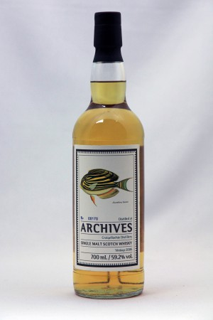 Craigellachie 2006 Archives 59,2% vol.