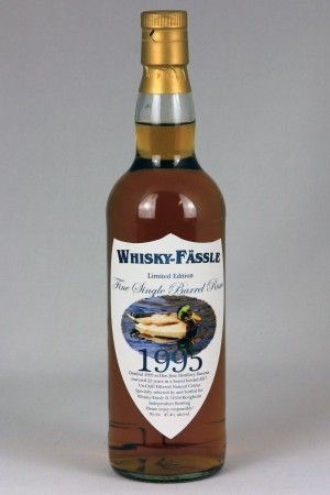 Don Jose 1995 Whisky-Fässle 47,4% vol.