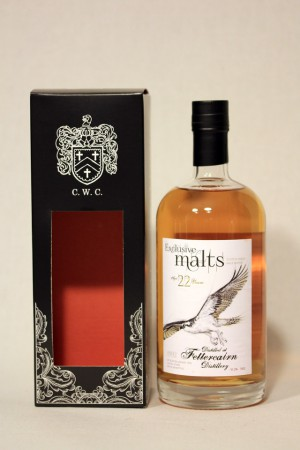 Fettercairn 1992 CWC - Exclusive Malts 51,2% vol.