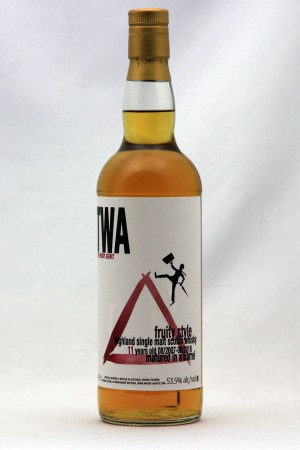 fruity style 2007 TWA - Flavours 53,5% vol.