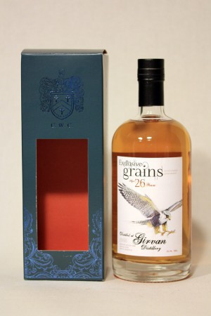 Girvan 1988 CWC - Exclusive Grains 55,1% vol.