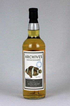 Glen Grant 1990 Archives - The Fishes of Samoa 56,6% vol.