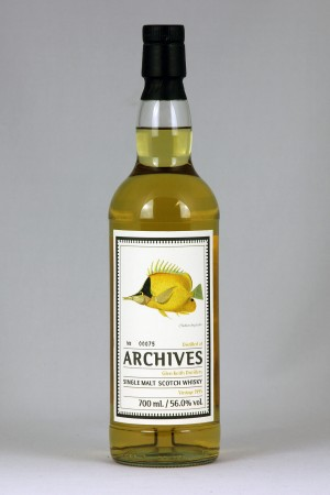 Glen Keith 1995 Archives 56,0% vol.
