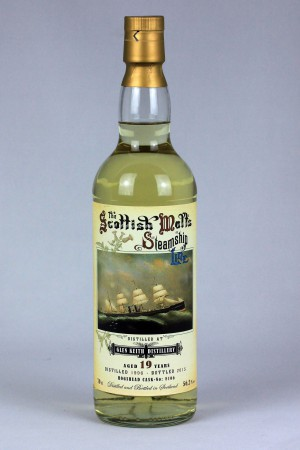 Glen Keith 1996 JWWW - Steamship Line 56,2% vol.