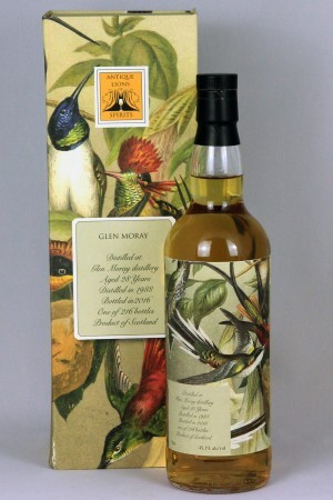 Glen Moray 1988 Antique Lions of Spirits 45,1% vol.