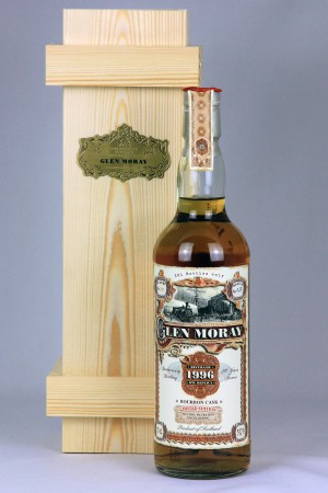 Glen Moray 1996 JWWW - Old Train Line 51,7% vol.
