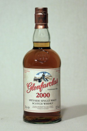 Glenfarclas 2000 for TWF 52,1% vol.