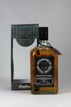 Glentauchers 1990 Cadenhead's - Small Batch 52,6% vol.