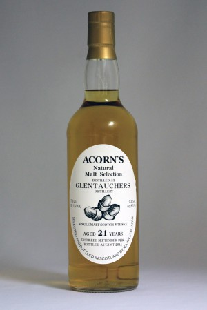 Glentauchers 1992 Acorn - Natural Malt Selection 57,1% vol.