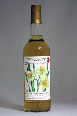 Glentauchers 1992 Acorn - Friends of Oak 46,0% vol.