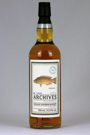 Heaven Hill 2009 Archives 63,5% vol.