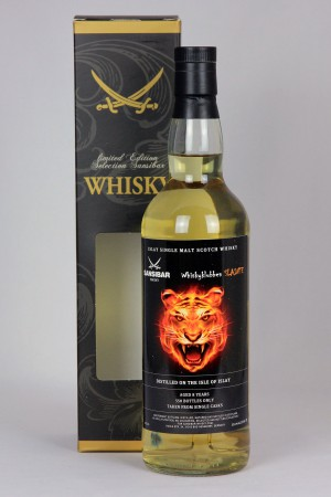 Islay Single Malt 2008 Sansibar Whisky - Slainte 52,8% vol.