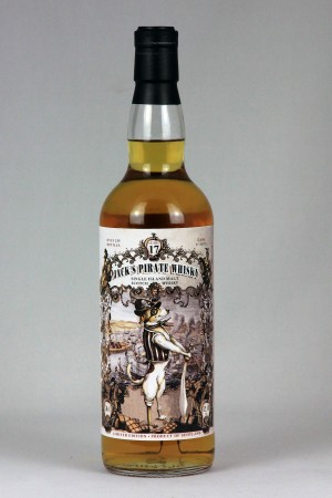 Jack's Pirate Whisky - JWWW DGS Part XIII 52,8% vol.
