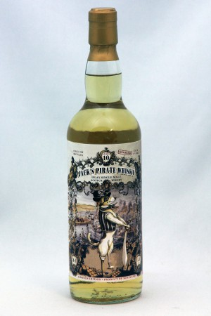 Jack's Pirate Whisky - JWWW ÜNS Part II 57,0% vol.
