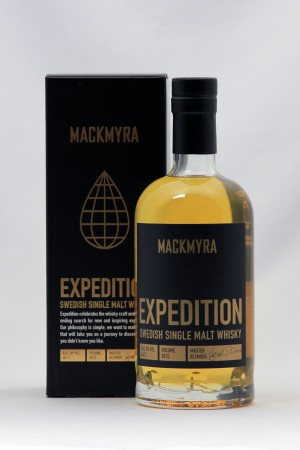 Mackmyra - Expedition 46,1% vol.