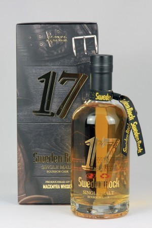 Mackmyra - Sweden Rock 17 - 40,0% vol.