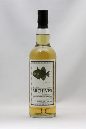 An Orkney Distillery 1998 Archives - The Fishes of Samoa 52,6% vol.