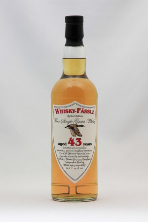 Single Grain Whisky 1976 Whisky-Fässle 45,7% vol.