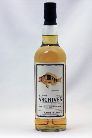 Speyside Distillery 1995 Archives 51,4% vol.