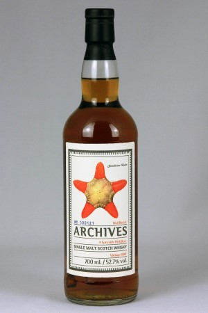 Speyside Region 1998 Archives - Echinoderms from Australia 52,7% vol.