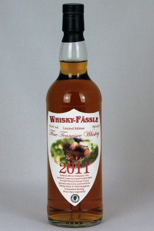 Fine Tennessee Whiskey 2011 Whisky-Fässle 51,4% vol.