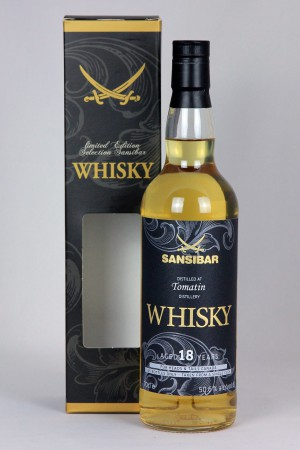 Tomatin 1997 Sansibar Whisky 50,6% vol.